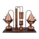Destilador Doble