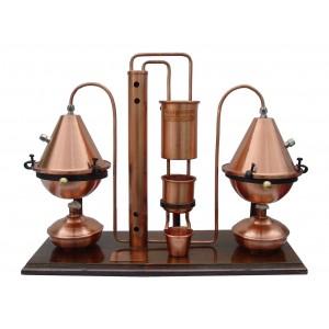Destiladores artesanales